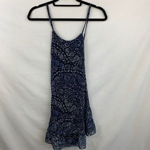 Abercrombie & Fitch Blue sleeveless dress - S